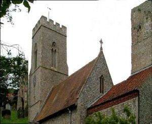 Weybourne church and priory