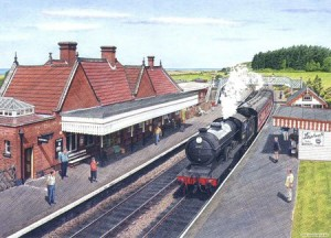 Weybourne station2