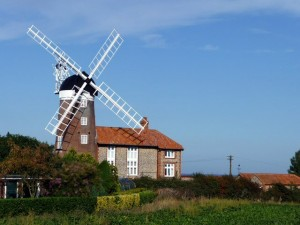 Weybourne windmil