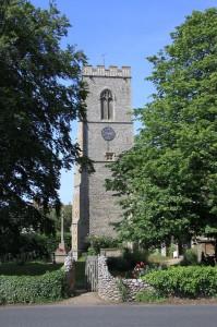 Weybourne All Saints Church 29Jun13 004